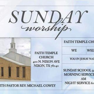 Faith Temple Church & More