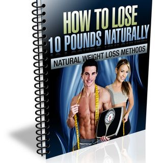 How To Lose 10 Pounds Naturally 6-9