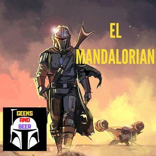 # Geeks and beers - The Mandalorian