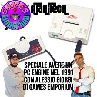 Speciale Avere un PC ENGINE nel 1991 con Alessio Giorgi di GAMES EMPORIUM