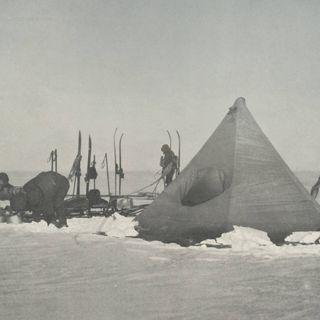 Frost - Das Wettrennen zum Südpol