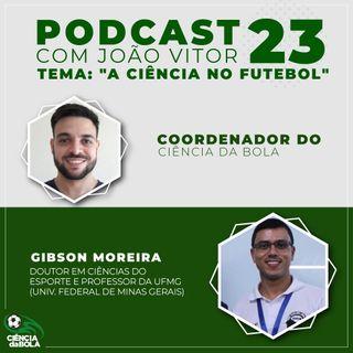 Ep. 23: A Ciência no Futebol