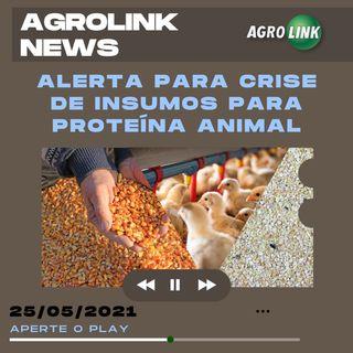 Podcast: Cadeia da carne em alerta pela crise de insumos