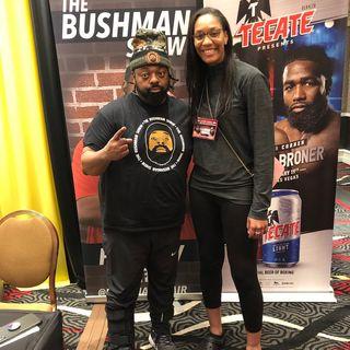 WNBA Superstar A'ja Wilson