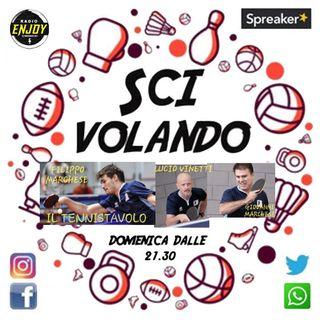 Il Tennistavolo con Lucio Vinetti, Giovanni e Filippo Marchese