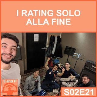 S02E21 - I rating solo alla fine (con Tullio De Piscopo)