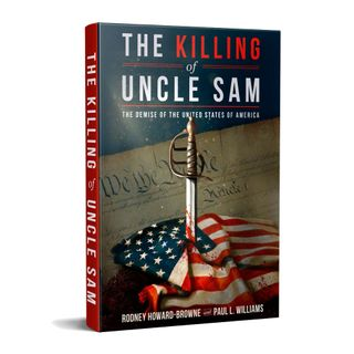 Paul L Williams Releases The Killing Of Uncle Sam