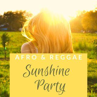 #16 Afro & Reggae Sunshine Party May 2020