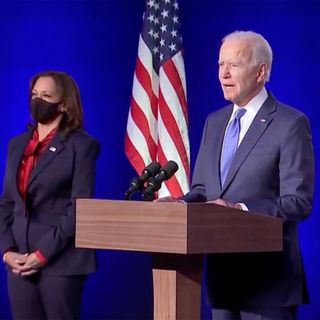 USA 2020: Biden. Un discorso da Presidente