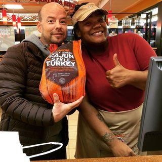 It's Mike Jones: Popeyes Thanksgiving Turkey Second Helping