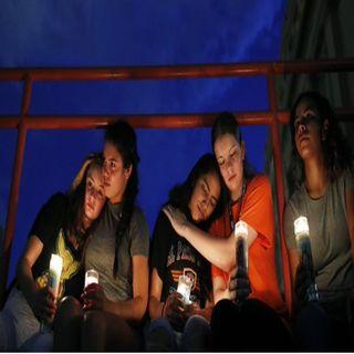 Declaran 5 días de luto por tiroteos en EU