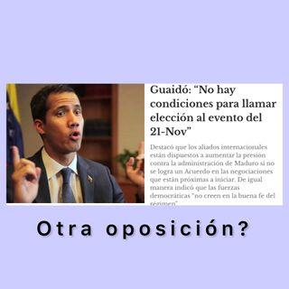 Tenemos otra oposición? Escuche Así amanece Venezuela jueves #29Jul 2021