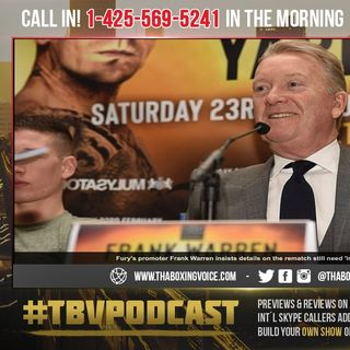 """🇬🇧Frank Warren """"50/50 isn't the issue"""" In Wilder Negotiations❗️What is⁉️🤷♂️"""
