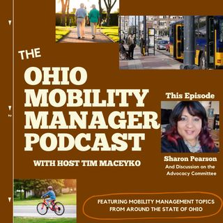 Interview with Mobility Manager Sharon Pearson
