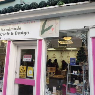 The South East Makers are selling hand-made craft at 34 Michael Street