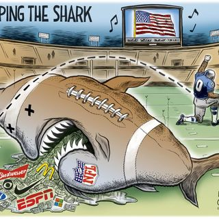 The NFL/Trump Extravaganza's Just Another Mass Distraction +