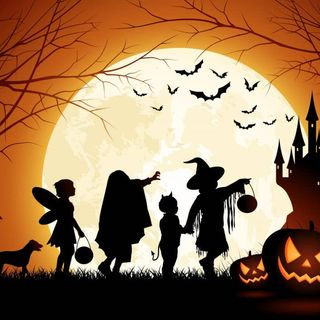 Celebrating All Things Spooky on Halloween, 2017