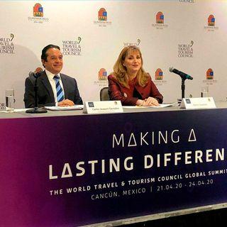 Cumbre Mundial de Turismo en Quintana Roo fue pospuesta