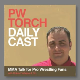 MMA Talk for Pro Wrestling Fans ENCORE EDITION: Ennis returns to discuss Thiago Santos & G1