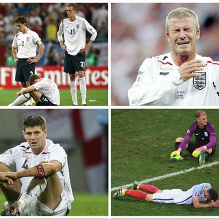 ENGLAND NATIONAL TEAM: World's Biggest Underachievers