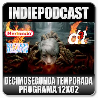 Indiepodcast 12x02 'Blizzcon, Nintendo, The Medium y D3T '