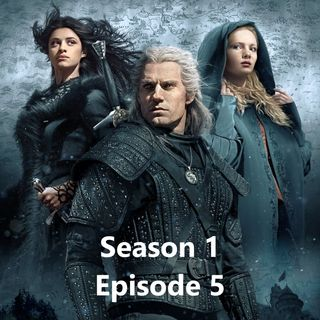 The Witcher S1 E5