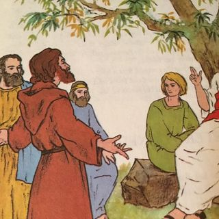 Episode 31 - Washington's Ark Washtub Journey - Peter's Confession to the Mother Of fAIthFULLn3ss