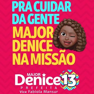 Música - Major Denice na Missão - A Dama do Pagode & Danny Nascimento