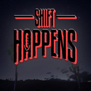 Shift Happens Ep. 151 - Casper Parks - Feeling the Pulse of Society