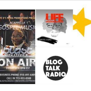 (Episode 37) - Stevie B. A Cappella Gospel Music Blast