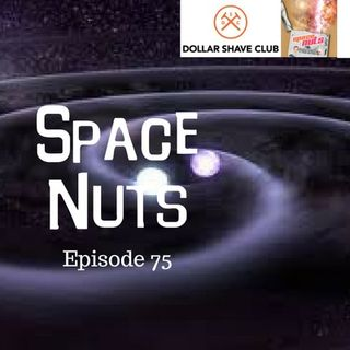 75: Excited scientists - Space Nuts with Dr Fred Watson & Andrew Dunkley