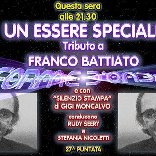 Forme d'Onda - Un Essere Speciale: Tributo a Franco Battiato - 27^ puntata (20/05/2021)