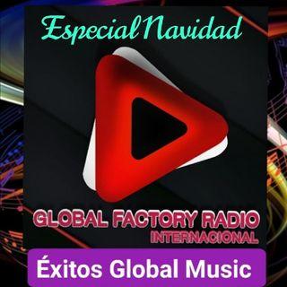 Special Navidad Global Music Con Yosem Muñoz.