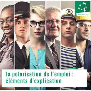 #03 – La polarisation de l'emploi : éléments d'explication