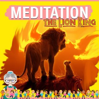 Lion King Meditation for Kids