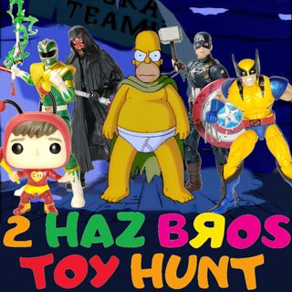 Episode 12 - The History of Action Figures