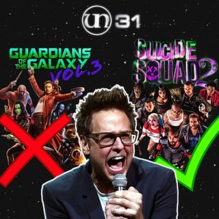 Redemption for James Gunn? - Utterly Nonsense Podcast #31