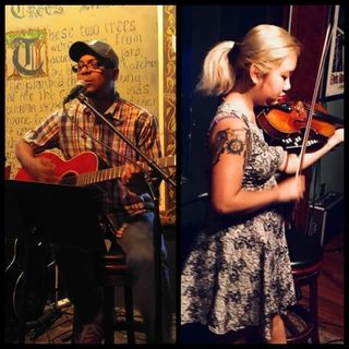 SGTRH38: SEAN & SONYA LIVE ACOUSTIC JAM @ GREEN OAKS TAVERN HUMBLE,TX!!!