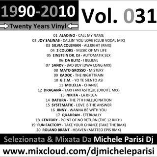 Twenty Years Vinyl 31