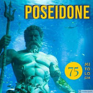 Poseidone, il dio dagli azzurri capelli