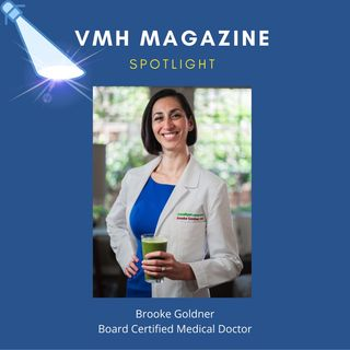 Dr. Brooke Goldner Reversed Her Lupus, Mini Strokes & Migraines;  She Share How to Build Your Immune System Amidst COVID-19
