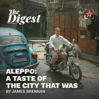 E1: Aleppo: A Taste of The City That Was