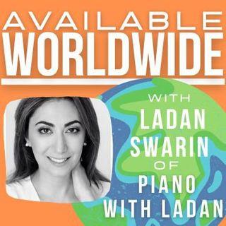 Ladan Swarin of Piano with Ladan