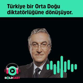 """Mehmet Yakup Yılmaz: """"Türkiye Orta Doğu diktatörlüğüne dönüşüyor"""""""