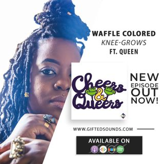 Waffle Colored Knee-Grows ft. Queen