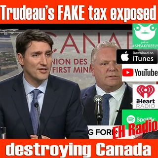 Morning moment TRUDEAU's tax exposed as nothing more than a TAX hike Dec 14 2018
