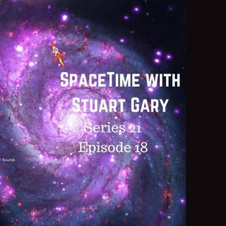 18: Neutron stars confirmed as sources of ultraluminous X-rays - SpaceTime with Stuart Gary Series 21 Episode 18