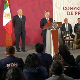 AMLO firma proyecto de Reforma Judicial