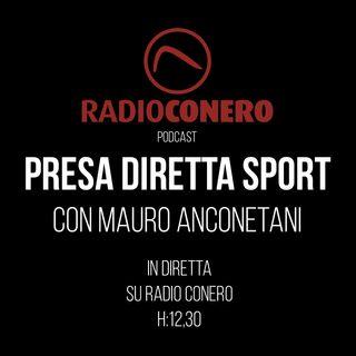 """""""La mia Vigor ha il fiato corto"""". Guiducci a Presa Diretta Sport."""