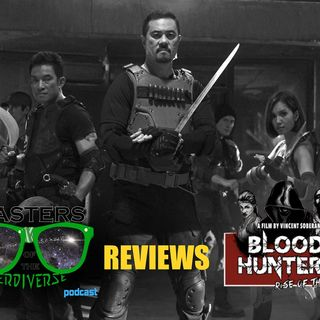 MOTN REVIEWS: Blood Hunters: Rise of the Hybrids (2020)